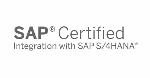 Fleet für SAP S/4HANA zertifiziert